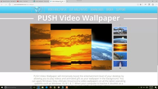 PUSH-video-wallpaper-free-download