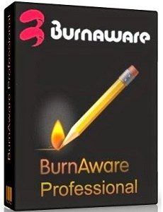 BurnAware professionla crack