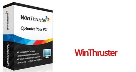 WinThruster crack free download.