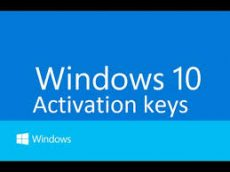 Windows 10 product keydownload.