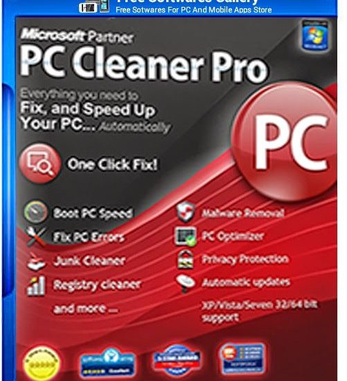PC Cleaner pro 2019